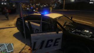 GTA 5 Mods #34 - Người Nhện đánh nhau với Hulk (Spiderman Mod)