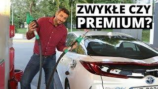 Paliwa premium - czy warto je tankować?