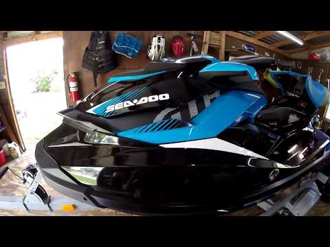 2017 SeaDoo GTR 230 Review and Performance Test