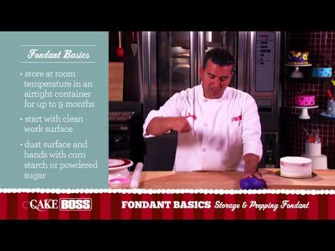 Cake Boss Fondant Recipe Tlc