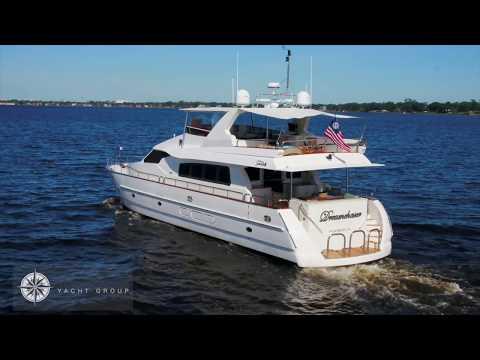 Novatec 80 Motor Yacht video