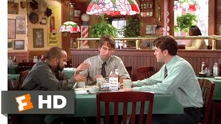 Office Space (2/5) Movie CLIP - Bad Case of the Mondays (1999) HD