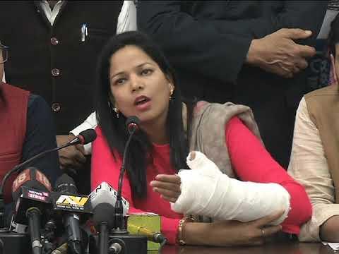 दक्षिणी दिल्ली नगर निगम: BJP का भ्रष्टाचार उजागर करने पर AAP पार्षदों के साथ की मारपीट