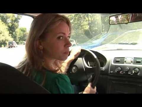 Ieșirea din parcare cu splatele