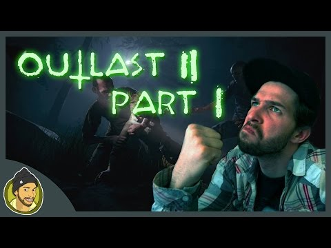 OUTLAST 2 | Part 1 | SK&CZ