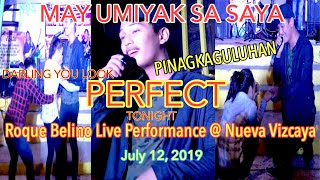ROQUE BELINO | PERFECT | LIVE PERFORMANCE | IDOL PHILIPPINES | NUEVA VIZCAYA | JULY 12, 2019
