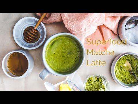 Superfood Matcha Latte