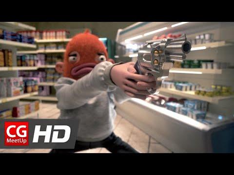 "CGI Animated Short Film HD ""Deuspi Short Film"" by MegaComputeur"