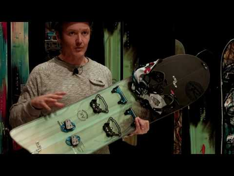 Xavier de le Rue and his Rossignol Sushi Splitboard