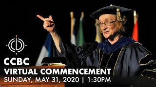 message from Dr.Kurtinitis on commencement day