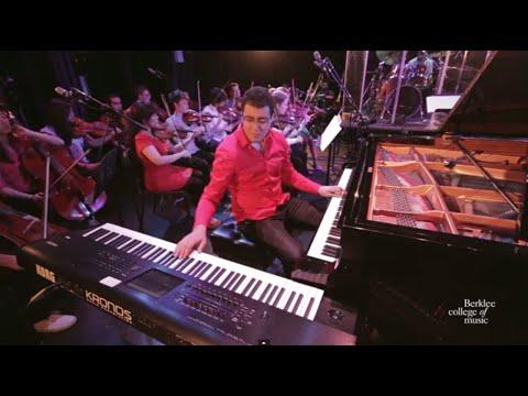 "Giorgi Mikadze: piano, arranger, orchestrator -  Michael Jackson - ""Love Never Felt So Good"""