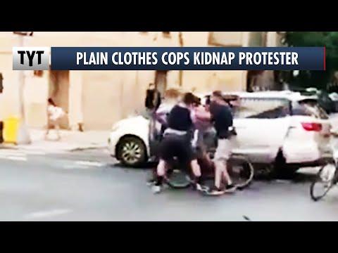 NYPD Adopting Portland Goon Squad Police Tactics