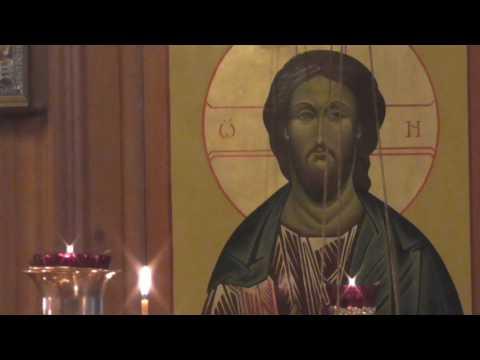 Церковное пение . Молитва  Отче наш