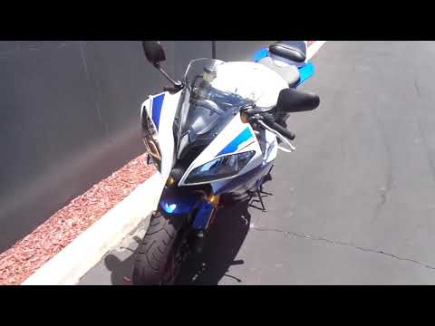 2006 Yamaha YZFR1 in Chula Vista, California - Video 1