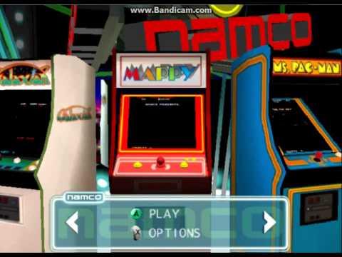 namco museum 50th anniversary gamecube download