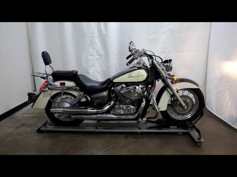 2009 Honda Shadow Aero® in Eden Prairie, Minnesota - Video 1