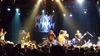 """Excel """"Affection Blends With Resentment"""" @ El Rey Theatre 8/27/16"""