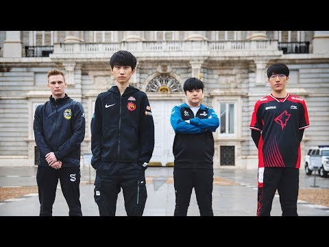 2019 World Championship Quarterfinals Tease