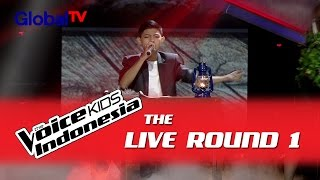 """Genta """"Lost Boys"""" I The Live Rounds I The Voice Kids Indonesia GlobalTV 2016"""