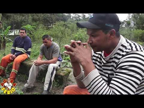 Veja quem são os Voluntários que encontraram o corpo do Menino Bryan no Córrego coberto de mato