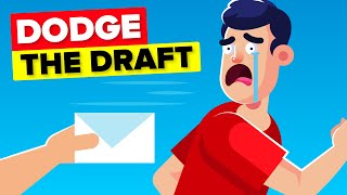 What Happens If You Dodge the Army Draft?