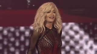 Rita Ora ~ Anywhere (Coca Cola Music Experience Fan Edition) (Live) 2018
