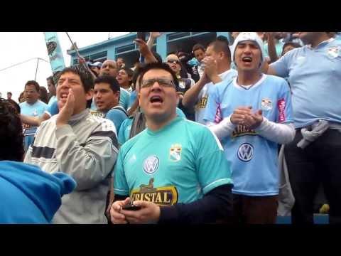 """sporting cristal - Garcilazo, Previos al Partido con la Guardia extrema, Domingo 10/11/2013"" Barra: Gvardia Xtrema • Club: Sporting Cristal"