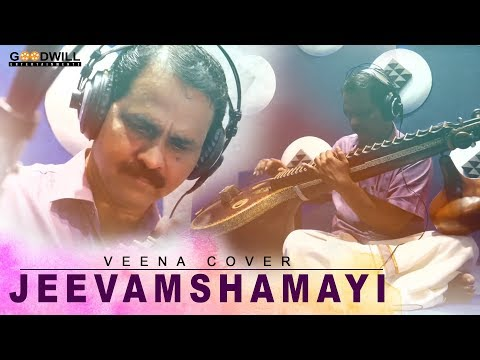 Jeevamshamayi Veena Cover | V Soundara Rajan | Theevandi Movie | Kailas Menon