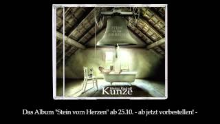 Heinz Rudolf Kunze -  (Teaser #02) Stein vom Herzen