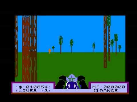 ZX Spectrum ULA+ game: Deathchase