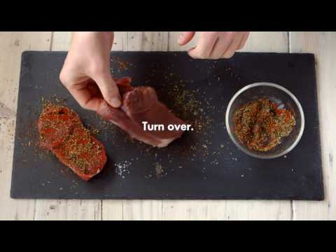 How to prepare a BBQ dry rub