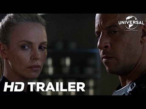 Fast & Furious 8 - Official Trailer 1 2017