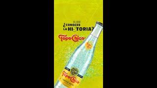 #TopoChico #AguaMineral #ArcaContinental #México #CocaCola #NuevoLeón #HardSeltzer #VideoVertical