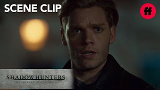 Shadowhunters | Season 2, Episode 17: Jonathan Attacks Jace | Freeform