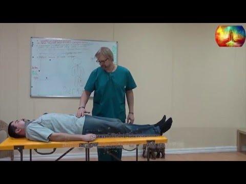 Подуване на краката на рак на простатата