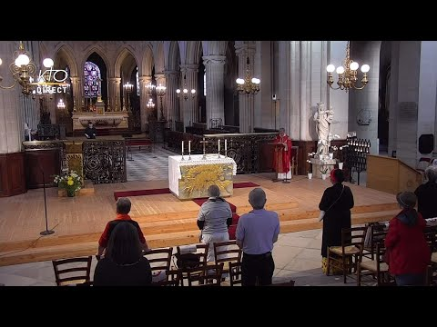 Messe du 1er juin 2021 à St-Germain-l'Auxerrois