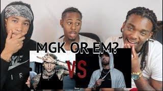 Who Won? KILLSHOT [Official Audio] Reaction!