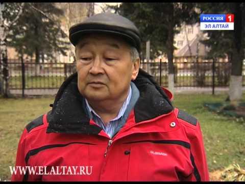 Фронтовики проверяют «доступную среду» в Горно-Алтайске