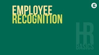 HR Basics: Employee Recognition