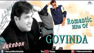 """Govinda"" Romantic Hits | 90's bollywood Romantic Songs"