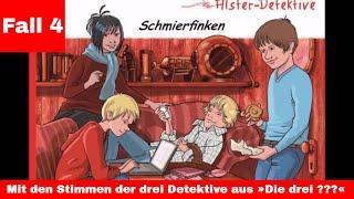 Die Alster Detektive - Fall 4 - Schmierfinken - Kostenlos - Hörspiel - für Kinder ab 8 Jahre