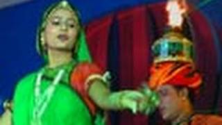 Tera Tali dance of Rajasthan