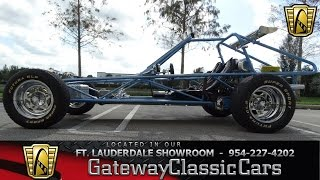 392-FTL 1984 VW Sandrail Buggy