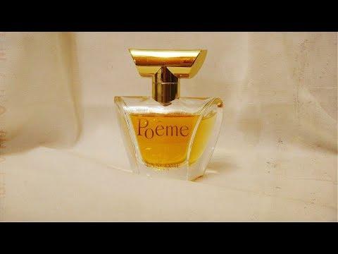 Обзор аромата Lancome - Poeme || Нарцисс, дурман и мёд