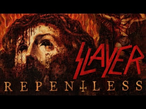Repentless (Visualizer Video)