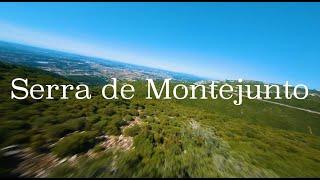 FPV Drone - Serra de Montejunto, Portugal