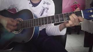 Yalın - Ki Sen Gitar Cover(Orjinal Ton Akor Ve Solo)