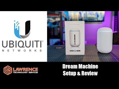 Ubiquiti UniFI Dream Machine Setup & Review