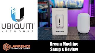 Dream No Longer - The UniFi Dream Machine Is Finally Here !