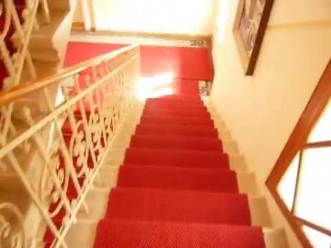 Teppichläufer Verlegung